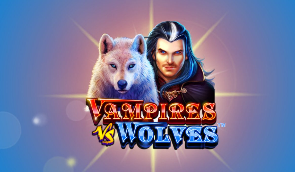 Vampires vs Wolves Slot Machine