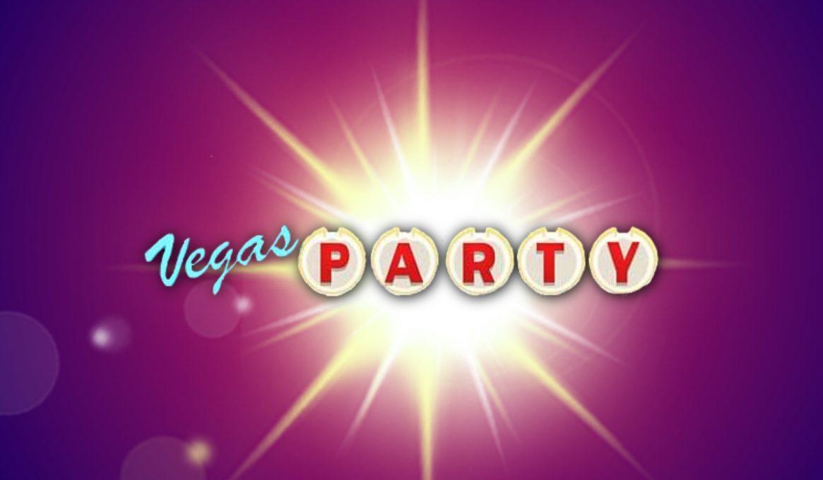 Vegas Party Slot Machine