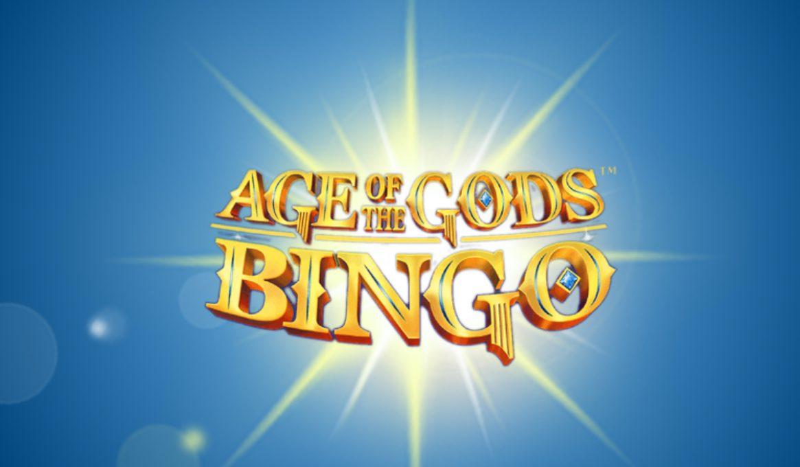 Age Of The Gods 90 Ball Bingo