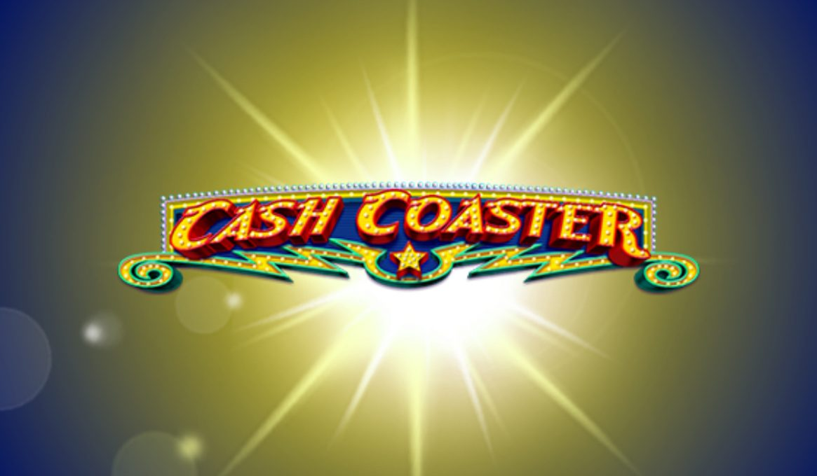Cash Coaster Slot Machine