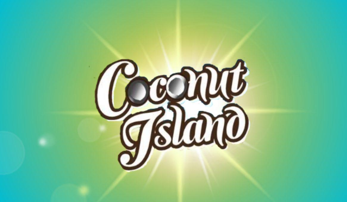 Coconut Island Bingo Game