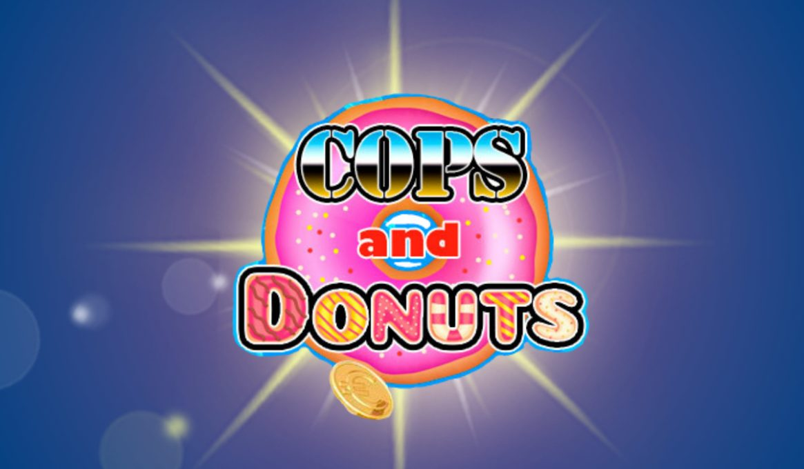 Cops and Donuts Slot Machine