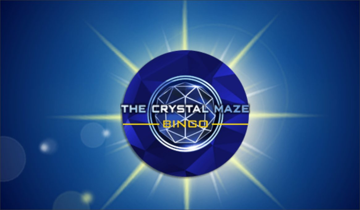Crystal Maze Bingo Game