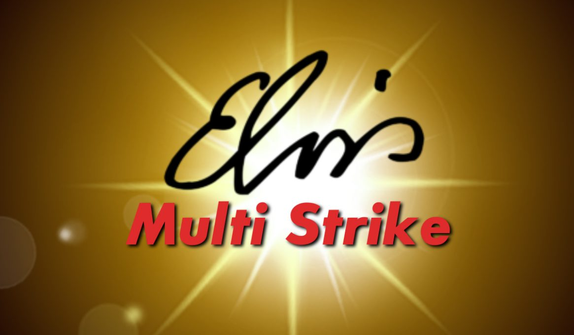 Elvis Multi Strike Slot Machine