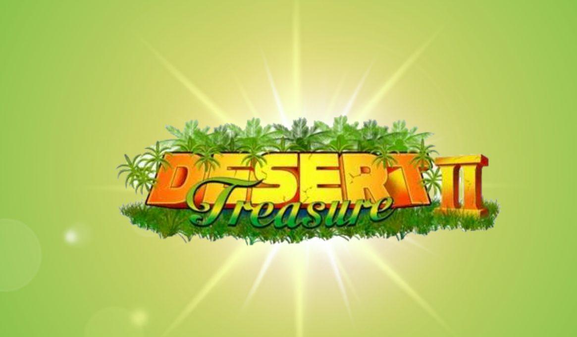 Desert Treasure II Slot Machine