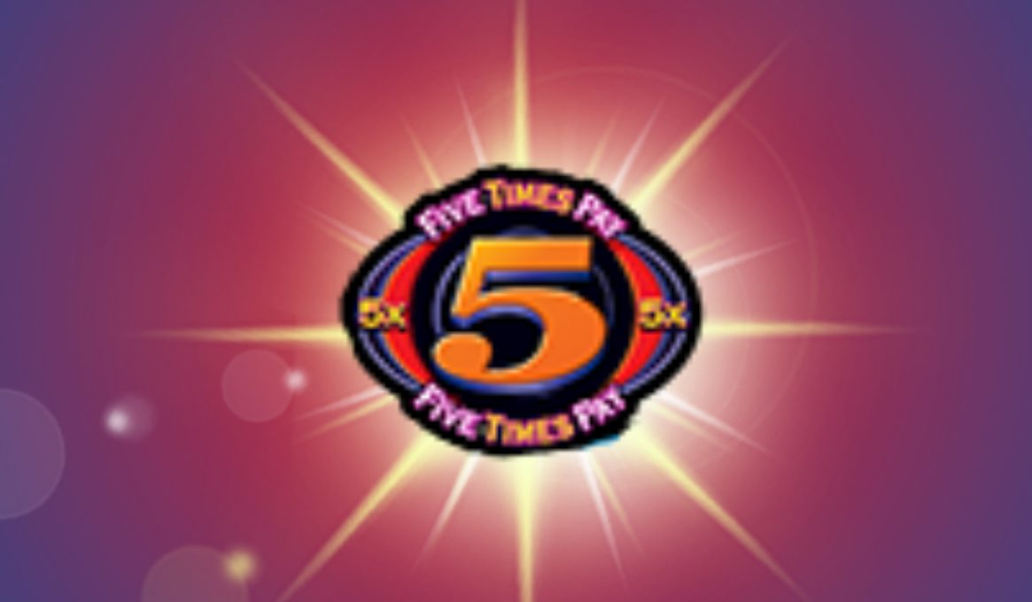 Five Times Pay Slot Machine