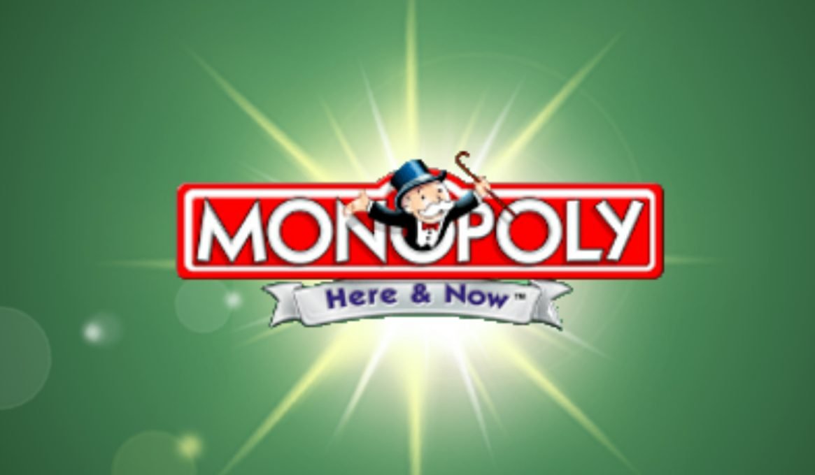 Monopoly Here and Now Slot Machine
