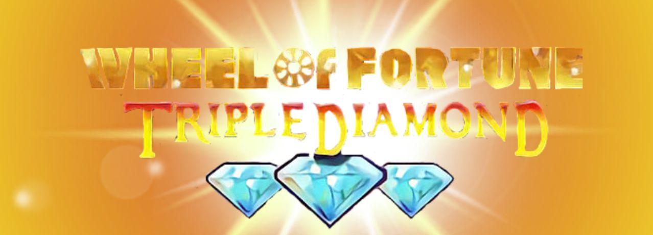 Wheel of Fortune Triple Diamond Slot Machine