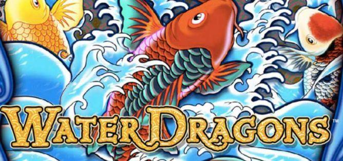 Water Dragon Slot Machine