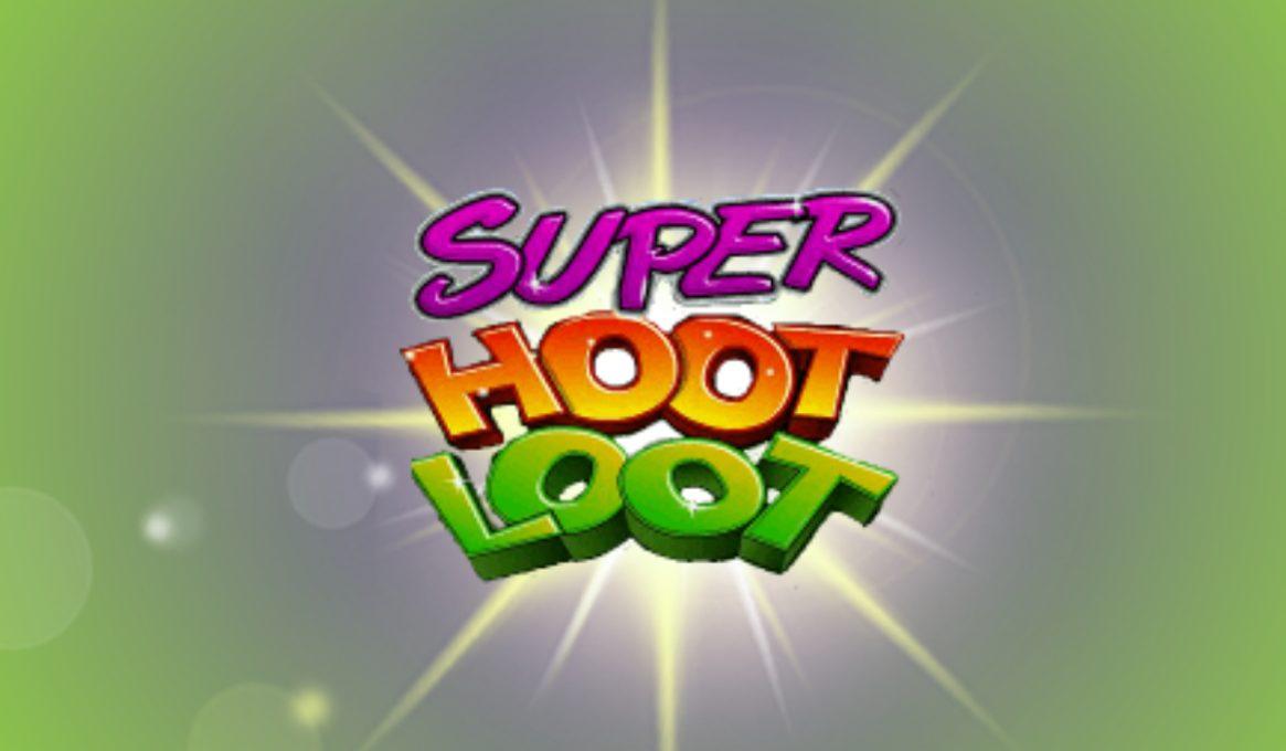 Super Hoot Loot Slot Machine