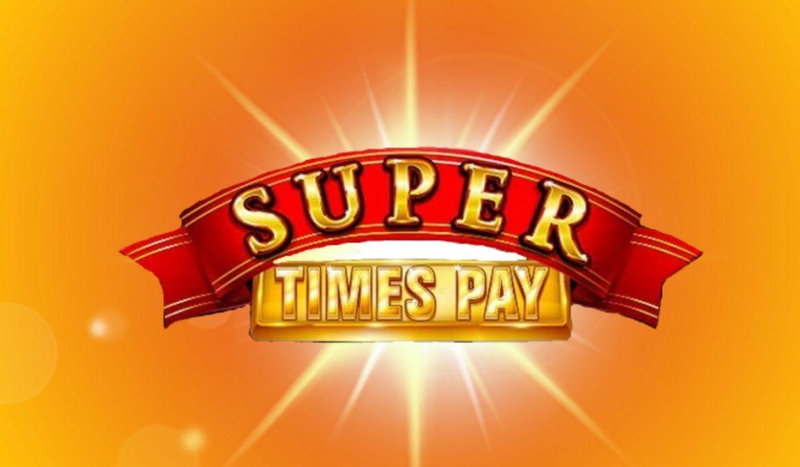 Super Times Pay Slot Machine