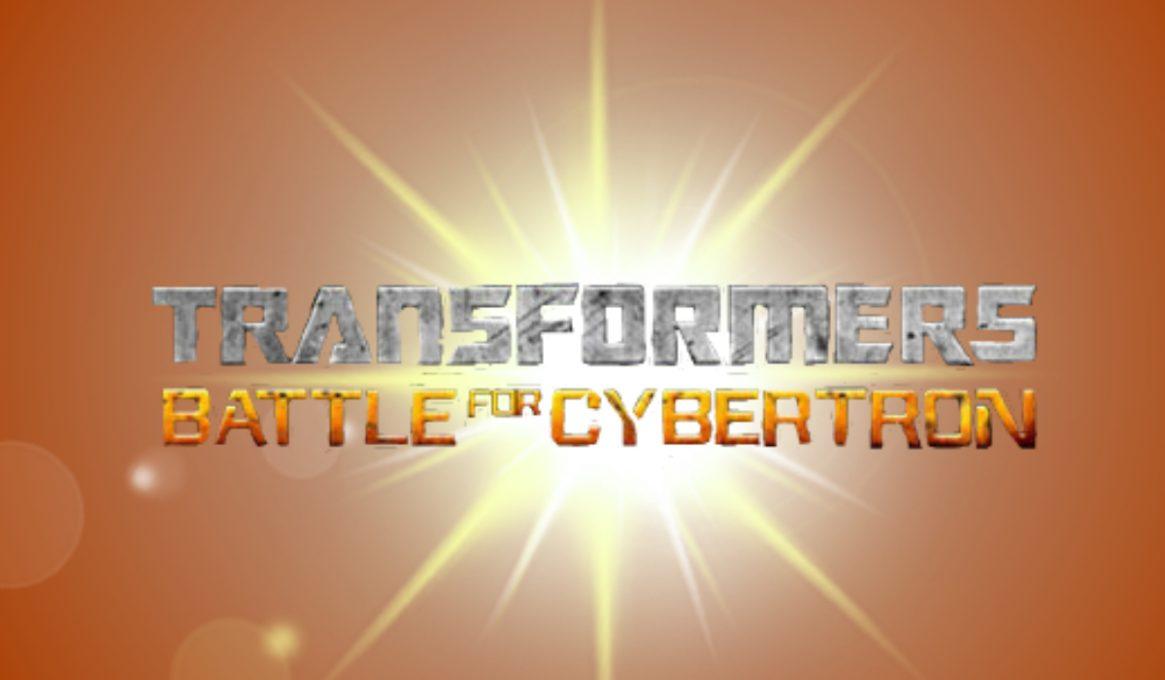 Transformers Battle for Cybertron Slots Machine