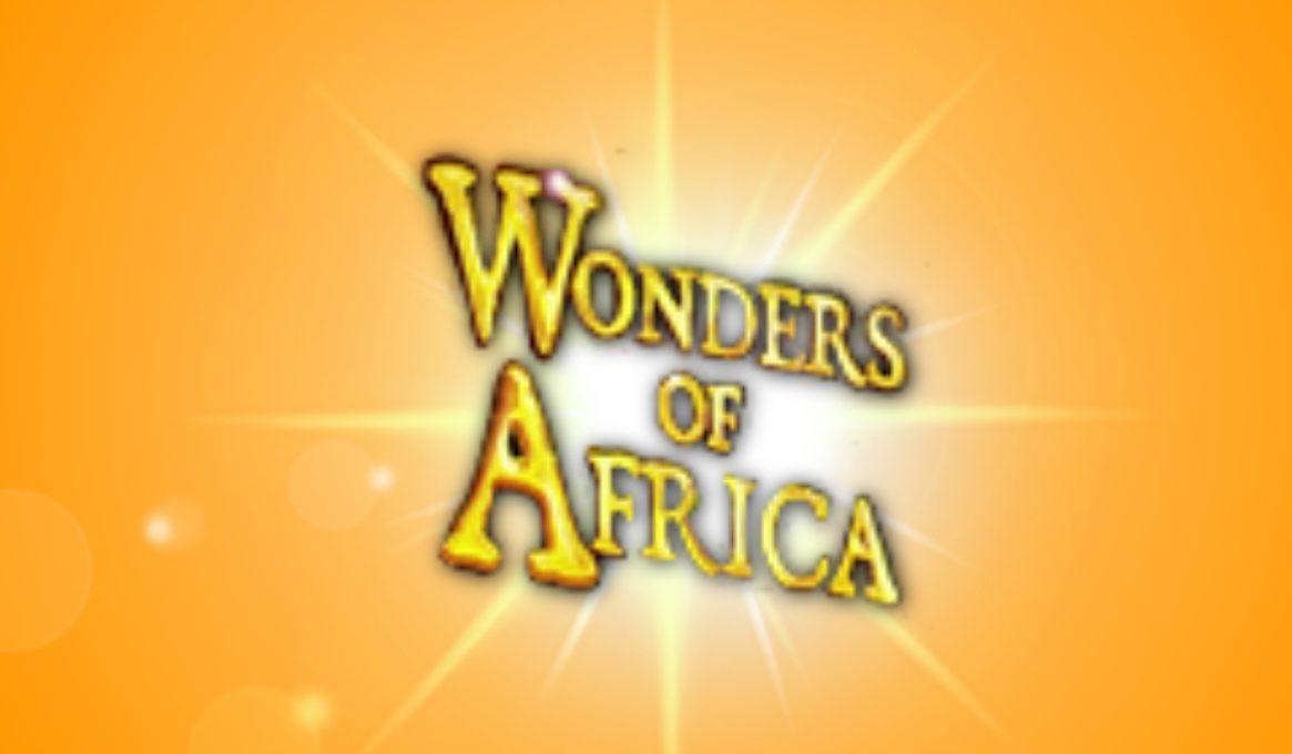 Wonders of Africa Slot Machine