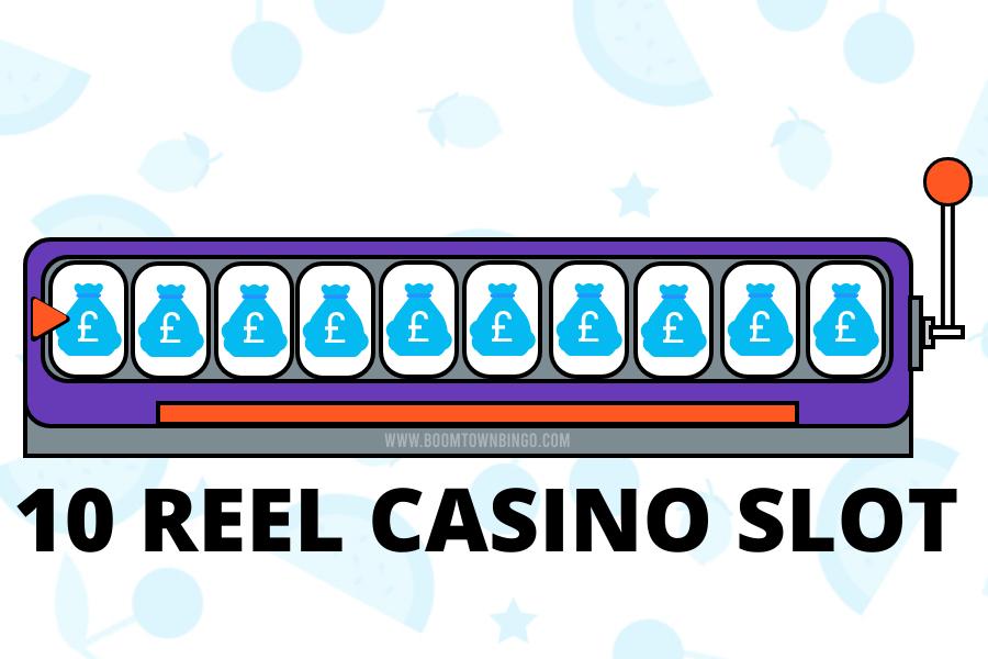 10 Reel Game Casino Slot