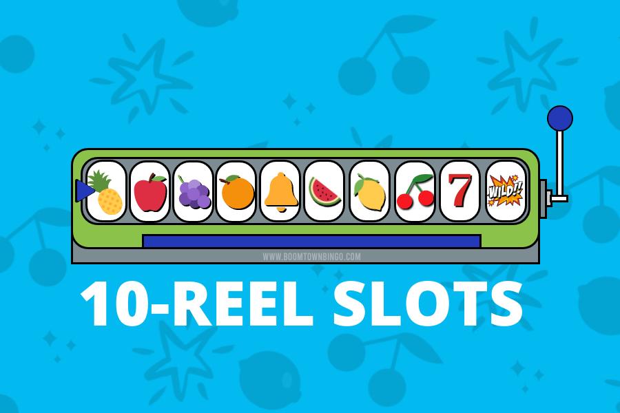 10 Reel Slots