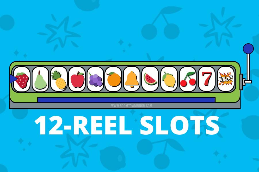 12 Reel Slots