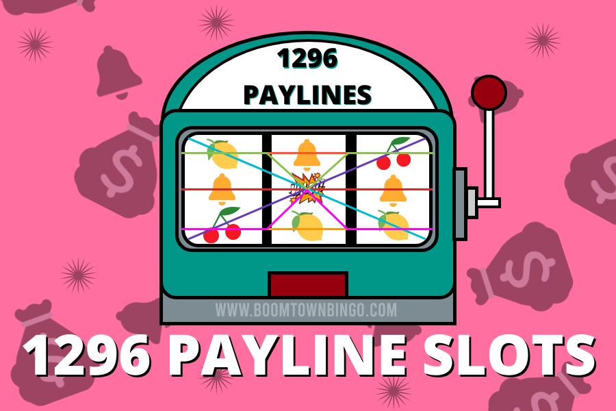 1296 Payline Slots