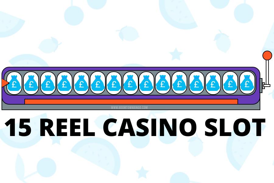 15 Reel Game Casino Slot