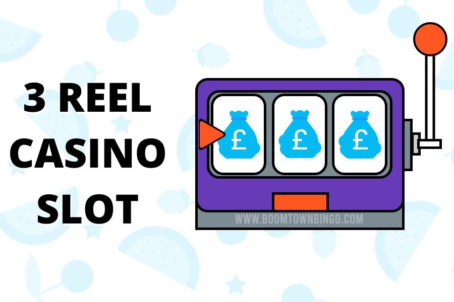 3 Reel Casino Slot