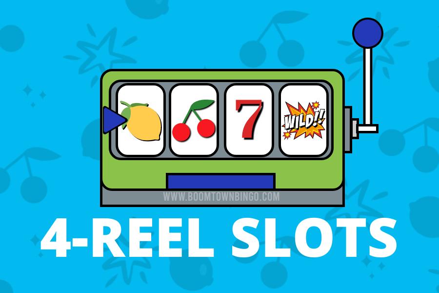 4 Reel Slots