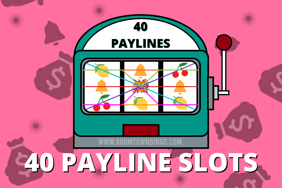 40 Payline Slots