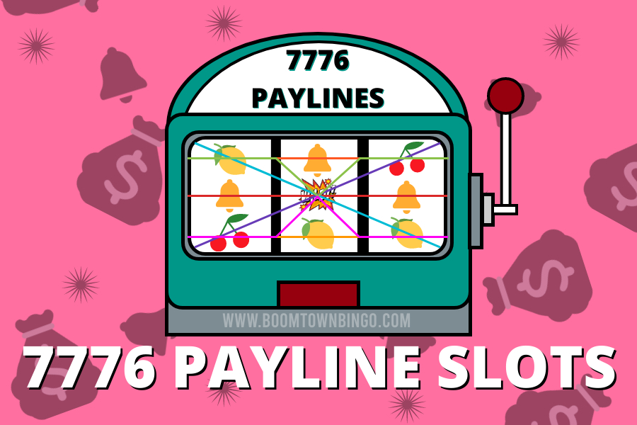 7776 Payline Slots