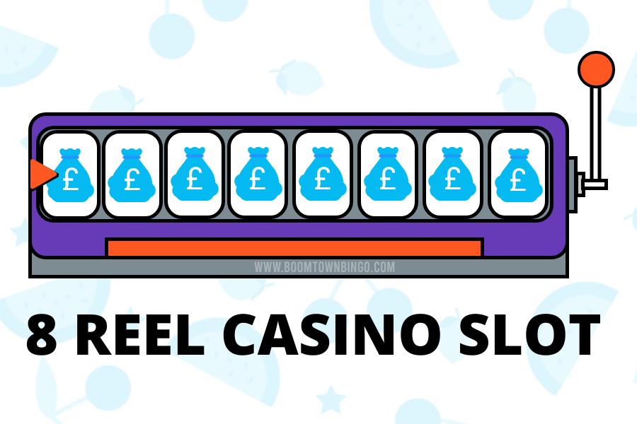 8 Reel Game Slot