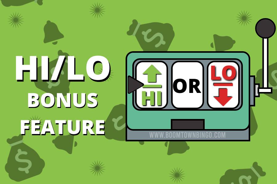 HiLo Bonus Feature