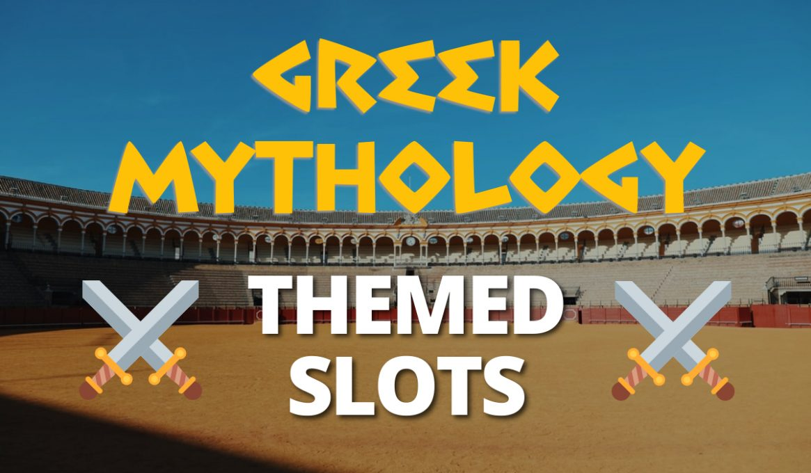 Greek Mythology Themed Slots
