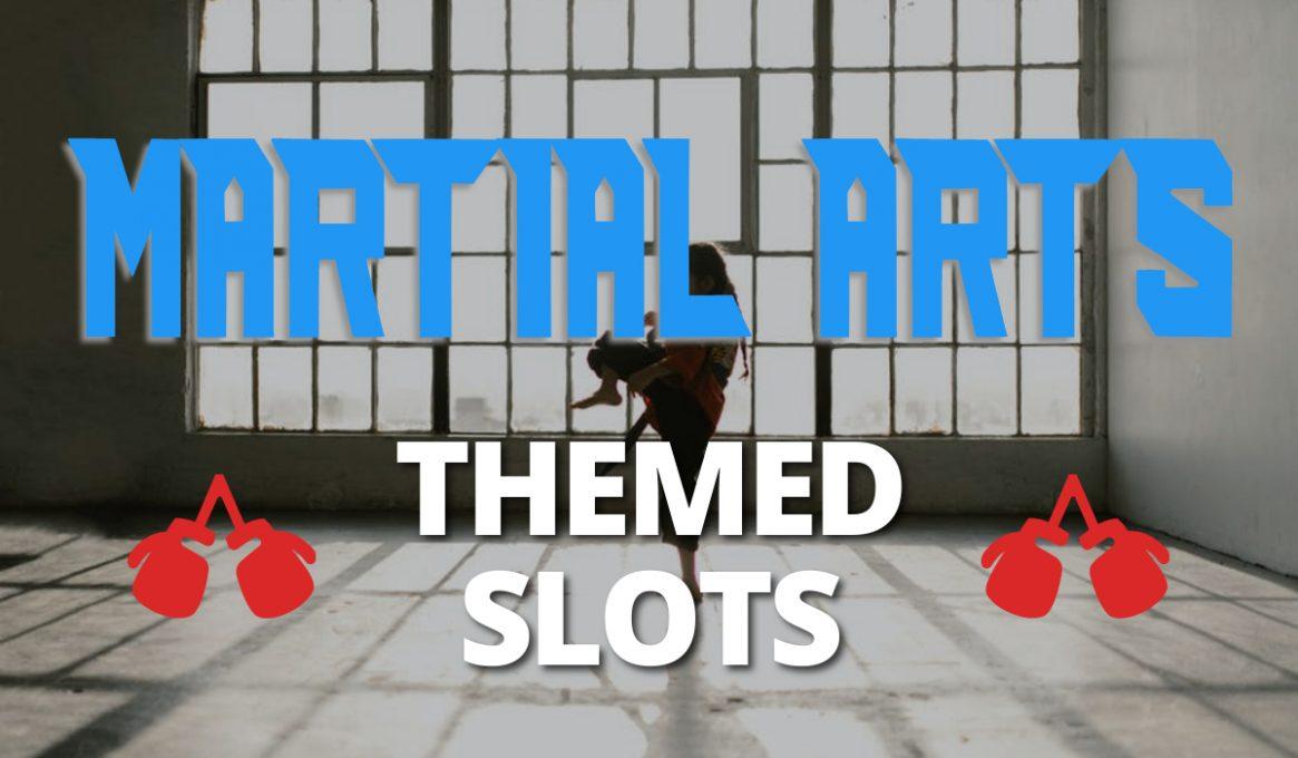 Martial Arts Themed Slots