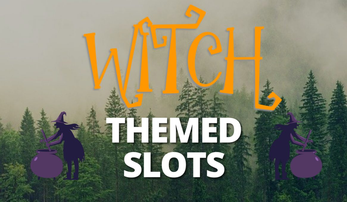 Witch Themed Slots