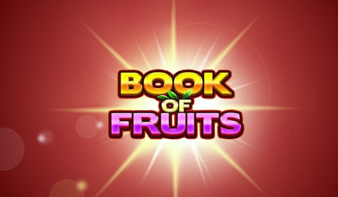 Book of Fruits Slot Machine