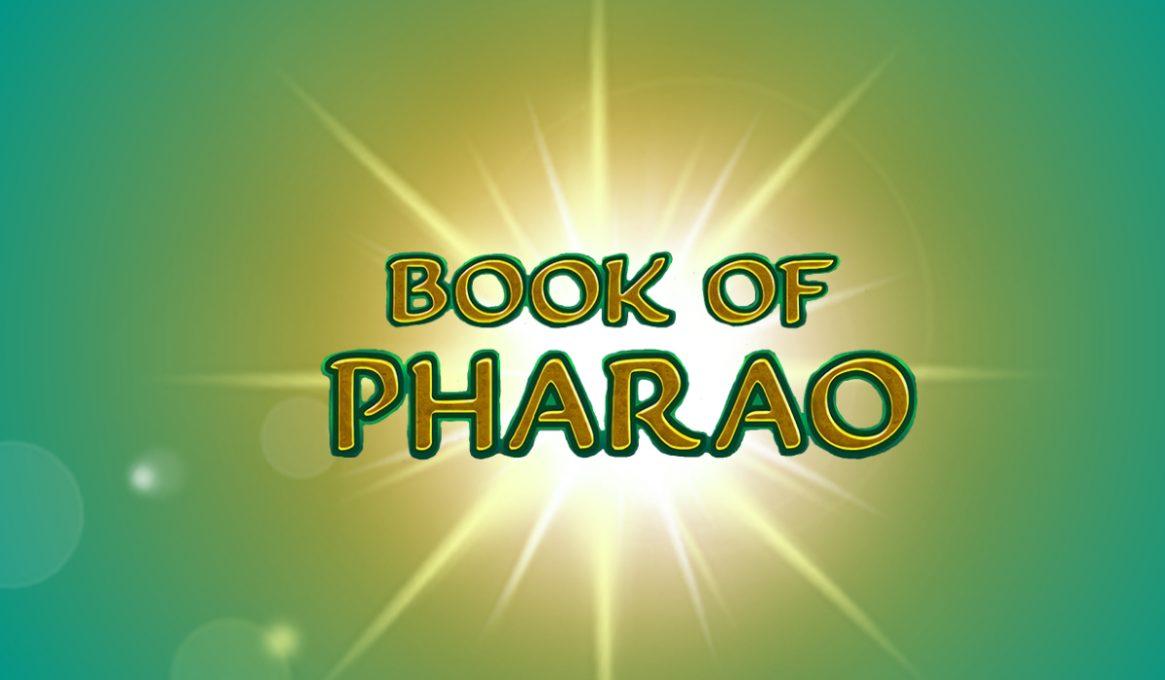 Book of Pharao Slot Machine
