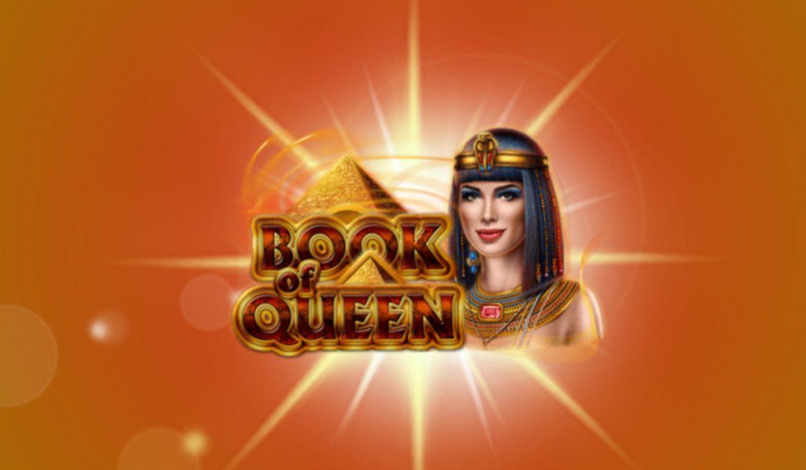 Book of Queen Slot Machine