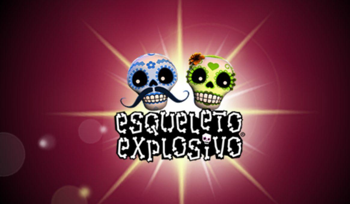Esqueleto Explosivo Slot Machine