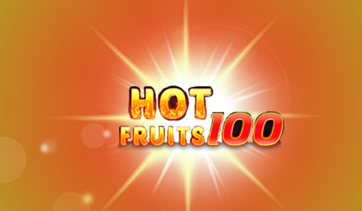 Hot Fruits 100 Slot Machine